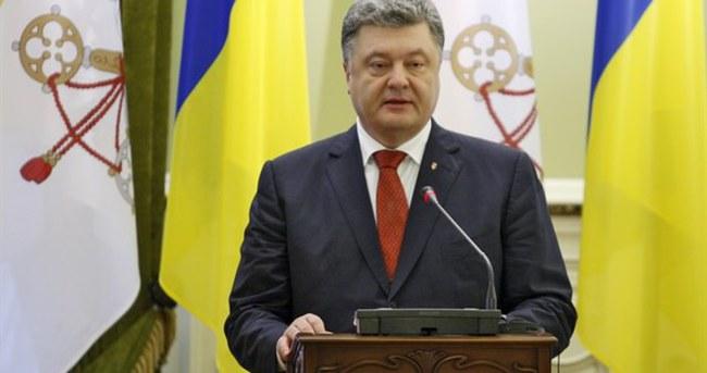 Poroşenko: Tatarlara özerklik borcumuz