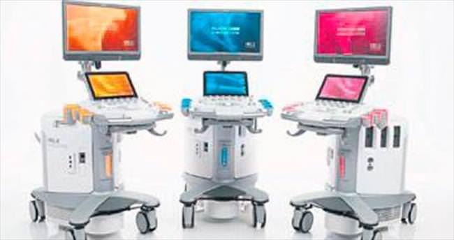4 boyutlu ultrasonografik cihazlar tıp fakültesinde