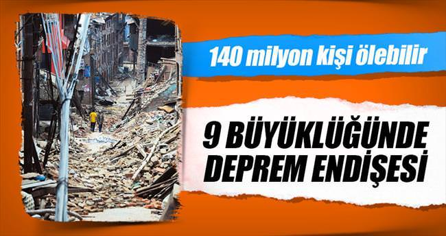 Asya'da mega deprem tehdidi