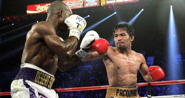 Pacquiao ringlere dönüyor