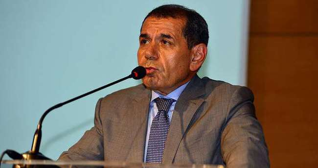 Dursun Özbek, Riva ve Florya projesini divan kuruluna sundu