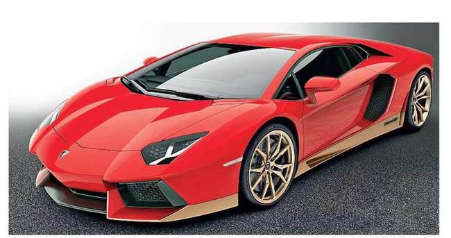 Lamborghini Miura Homage 50 adet üretilecek