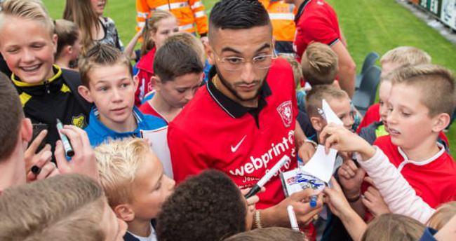 Twente'den Ziyech açıklaması: Bu hafta...