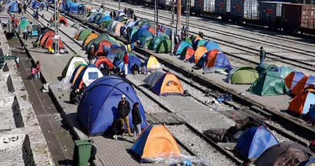 Avrupa Birliği sığınmacıları yerleştiremedi