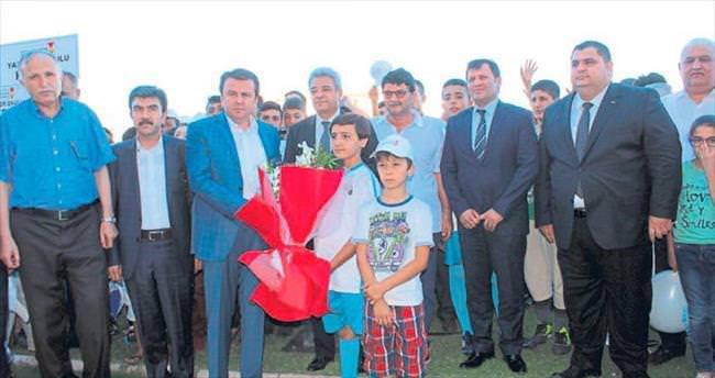 Kahramanmaraş'ta Yaz Spor Okulları