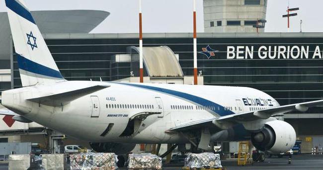 İsrail'in havalimanında güvenlik açığı