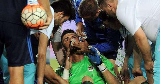 Fenerbahçeli Fabiano ameliyat edildi