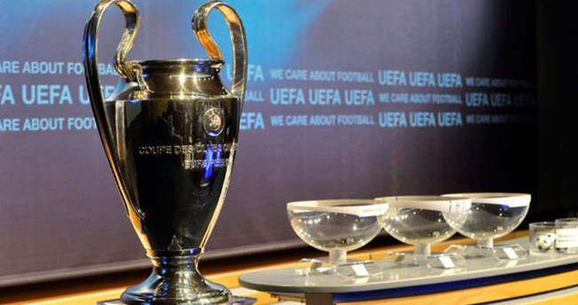 Şampiyonlar Ligi ve Avrupa Ligi kura çekimi yarın