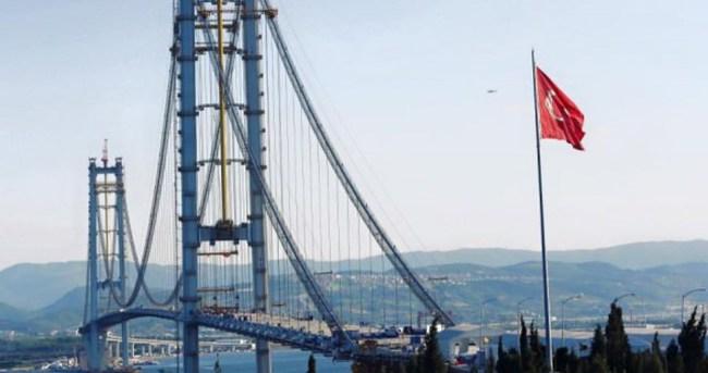 Osmangazi Köprüsü'nün geçiş ücretleri