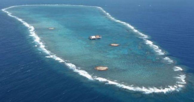 Doğu Çin Denizi'ndeki tartışmalı takımadalar