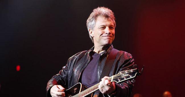 Jon Bon Jovi'nin eski halinden eser kalmadı