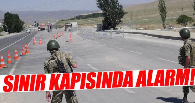 Şüpheli teneke, Gürbulak Sınır Kapısı'nı kapattırdı