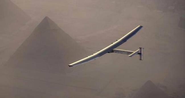 Solar Impulse 2 sona yaklaşıyor
