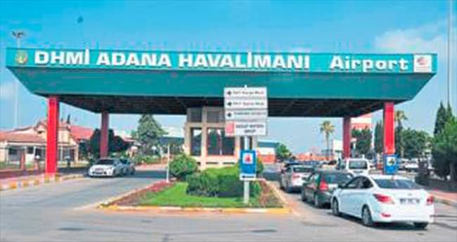Haziranda Adana'dan 437 bin 116 kişi uçtu