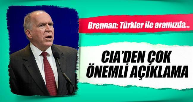 CIA Başkanı: Türkiye ile yakın çalışıyoruz
