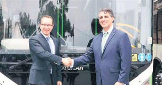 Otokar'ın yeni modeli Malta'da sefere başladı