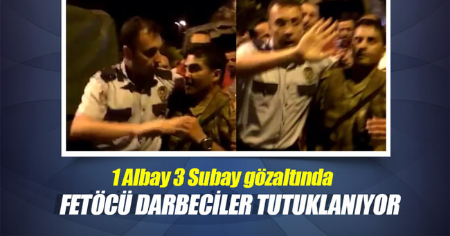 25 üst düzey Fetullahçı askere gözaltı kararı