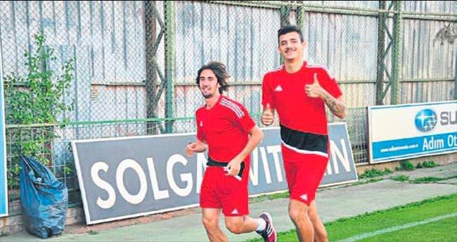Gaziantepspor'da yeni sezon hazırlığı