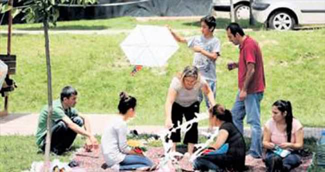 Piknikçilerin gözdesi Yakacık