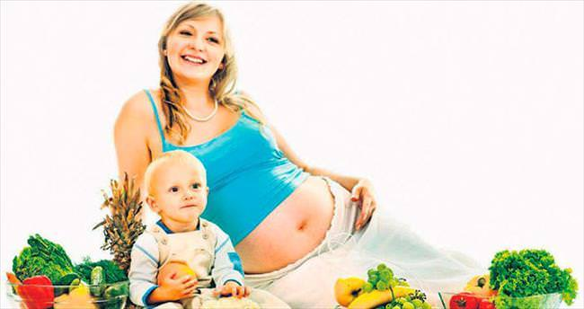 Bir bebek vejetaryen olur mu?