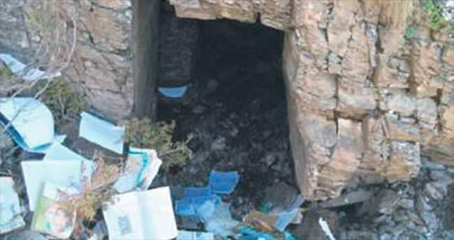 PKK'nın iki büyük sığınağı bulundu