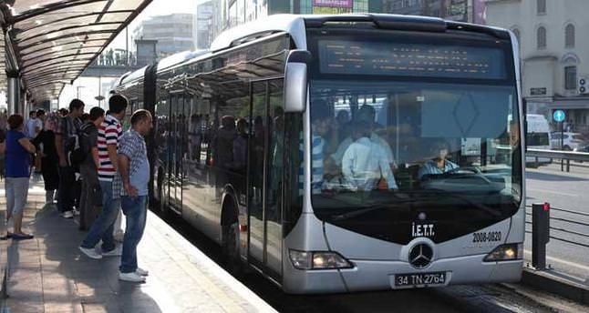 İstanbul ve Ankara'da toplu taşıma ücretsiz