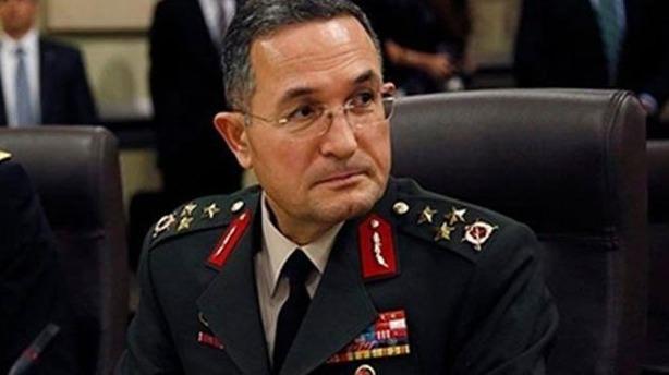 3. Kolordu Komutanı Korgeneral Erdal Öztürk gözaltına alındı