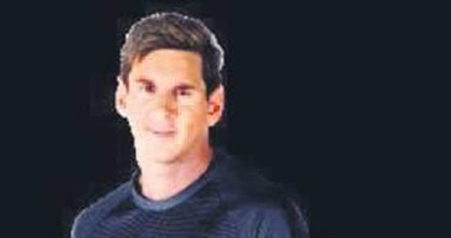 Messi ile tanışma şansı