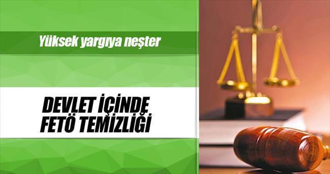 2 bin 745 hâkim ve savcı açığa alındı