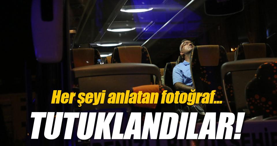 Tuğgeneral Özbakır ile 51 rütbeli askeri personel tutuklandı
