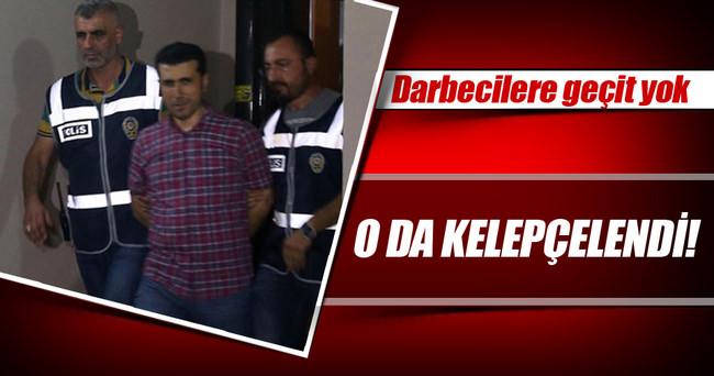 Osman Şanal kelepçelenerek gözaltına alındı
