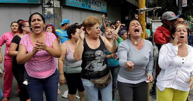 Venezuela'daki gıda krizi