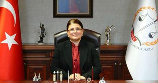 Eski HSYK 2. Daine Başkanı Nesibe Özer gözaltında
