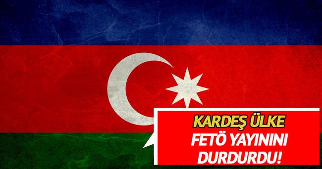 Azerbaycan'da FETÖ propagandasına önlem