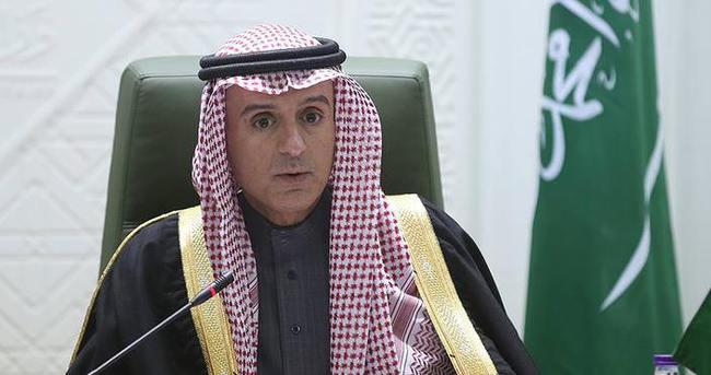 Suudi Arabistan Dışişleri Bakanı Cubeyr: