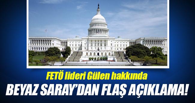 Türkiye, Gülen'in iadesini resmen istedi!