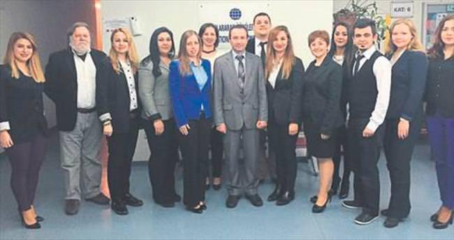 AÜ, erasmus programı ile ilgili kurs düzenledi