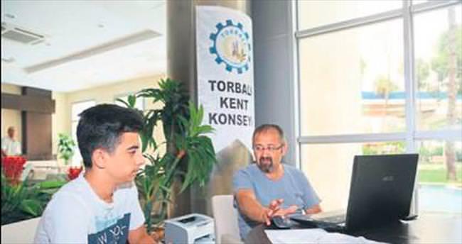 Belediyeden TEOG danışmanlık hizmeti