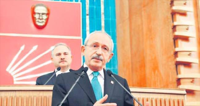 Kılıçdaroğlu: Hayal kırıklığına uğradılar
