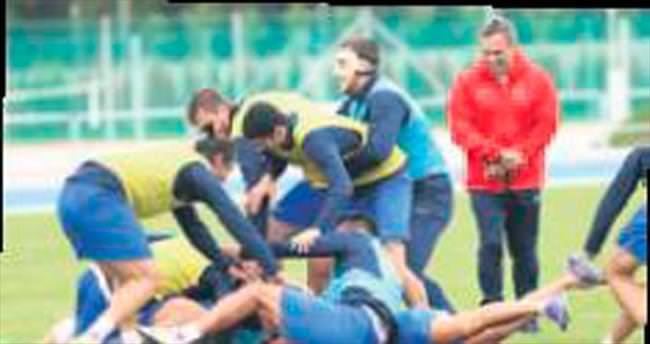 Trabzon için işbaşı zamanı