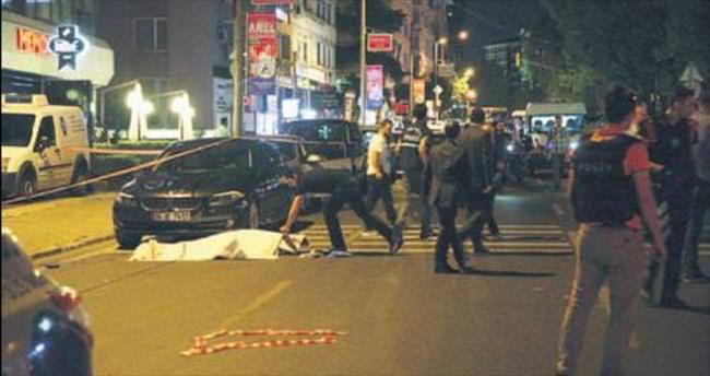 Beşiktaş'ta silahlı çatışma: 3 ölü, 2 yaralı