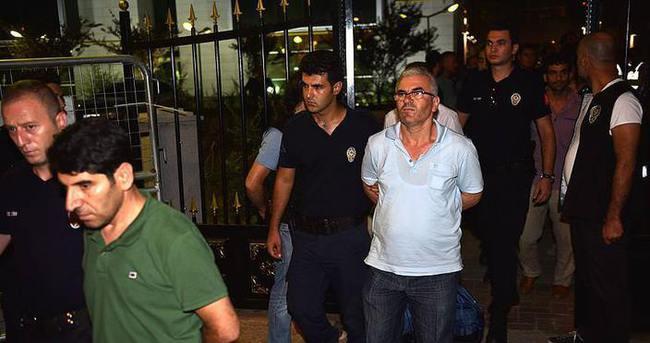 Mersin'deki FETÖ soruşturmasında 22 kişi tutuklandı