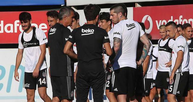 Beşiktaş'ta gündem transfer