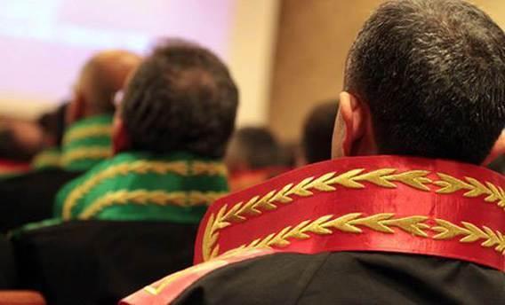 Gaziantep'te 60 hakim ve savcı tutuklandı!