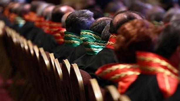 48 hakim ve savcı tutuklanmaları istemiyle mahkemeye sevk edildi!