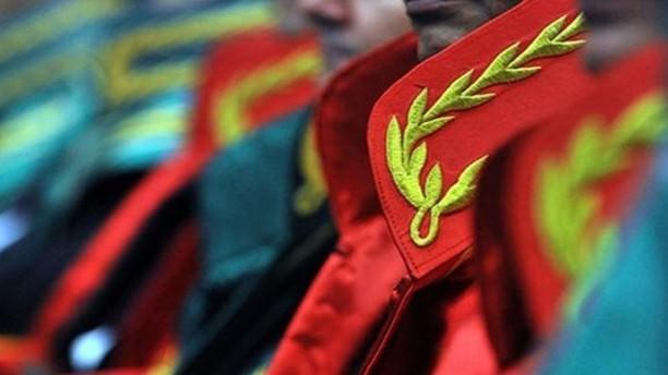 Elazığ'da 16 hakim ve savcı tutuklandı!