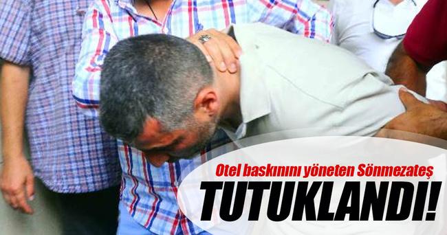 Otel baskınını yöneten Tümgeneral Sönmezateş tutuklandı!