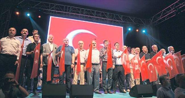 O gecenin en rahat kenti Antalya'ydı