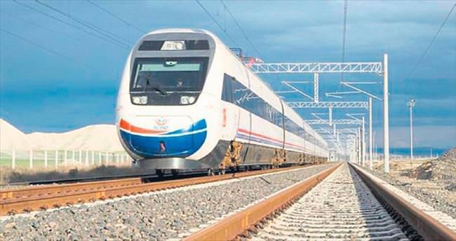 Hızlı tren hatları 3,2 milyara mal olacak