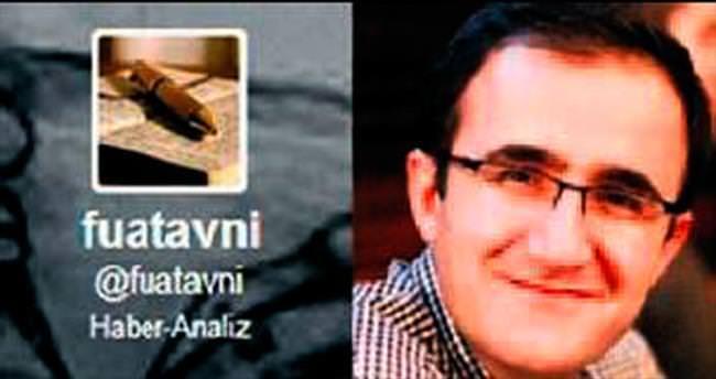 Fuat Avni'ye bilgi sızdıran FETÖ'cü de yakalandı